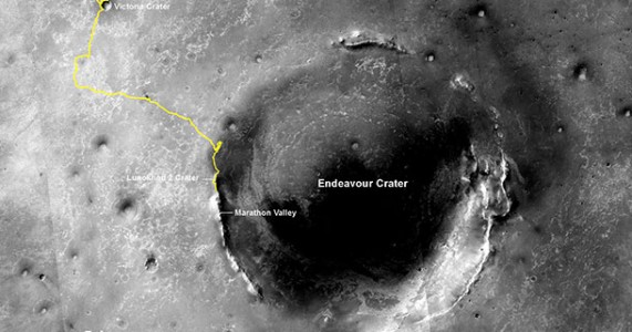 Opportunity Breaks The World Record Of Travelling The Longest Extraterrestrial Distance-3
