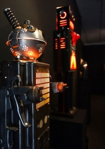 A French Artist Gives New Life To Industrial Parts As Robots-1