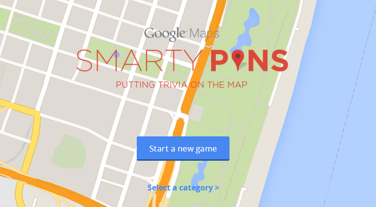 SmartyPins Lets You Test Your Knowledge Of Geography And Culture Using Google Maps-