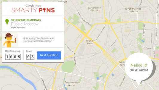 SmartyPins Lets You Test Your Knowledge Of Geography And Culture Using Google Maps-1
