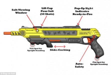 air-powered gun