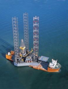 oil rig cargo