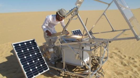 solar printer
