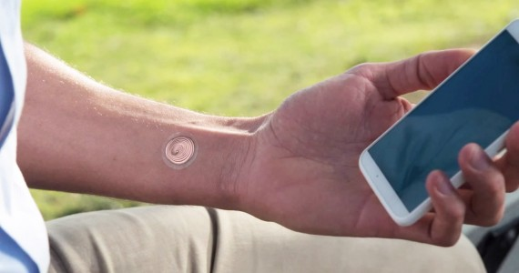 A New Tattoo Based Technology To Secure Your iPhone Data-1