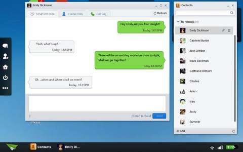 AirDroid: Remotely Control Your Android Smartphone Using A PC-