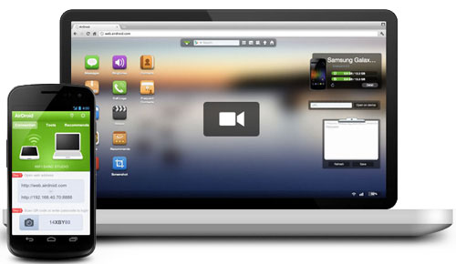 AirDroid: Remotely Control Your Android Smartphone Using A PC-1