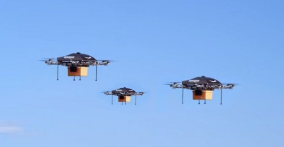 Amazon Will Test Its Drone Delivery Service In India-