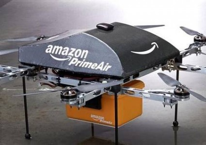 Amazon Will Test Its Drone Delivery Service In India-1