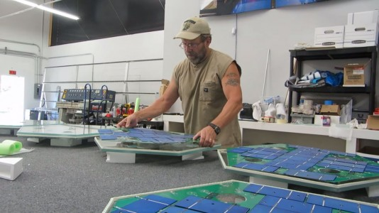 An American Couple Builds The Prototype Of Futuristic Intelligent Roads-4
