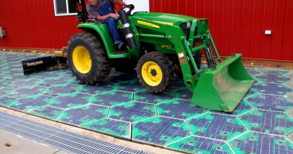 An American Couple Builds The Prototype Of Futuristic Intelligent Roads-5