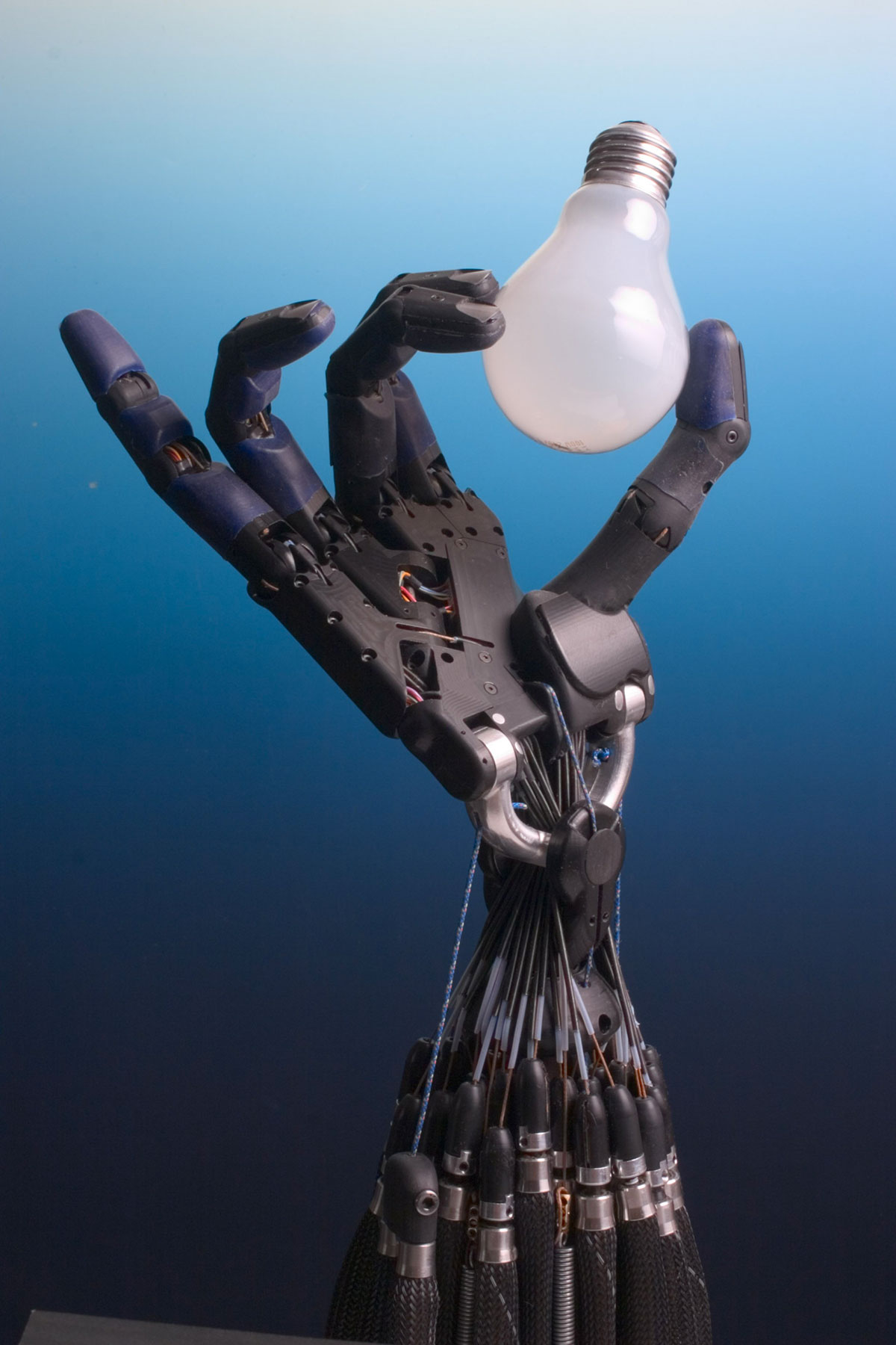 Dexterous Hand: An Ultrasensitive New Robotic Hand With A Sense Of Touch-