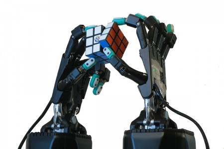 Dexterous Hand: An Ultrasensitive New Robotic Hand With A Sense Of Touch-1