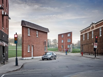 Discover How Our Streets Would Look Like With Buildings Only Having Facades-8