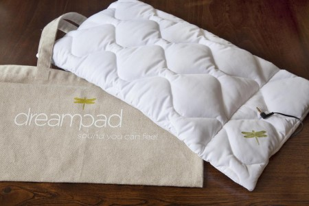 Dreampad: Fall Asleep Listening To Your Favorite Music And Without Disturbing Your Partner-1