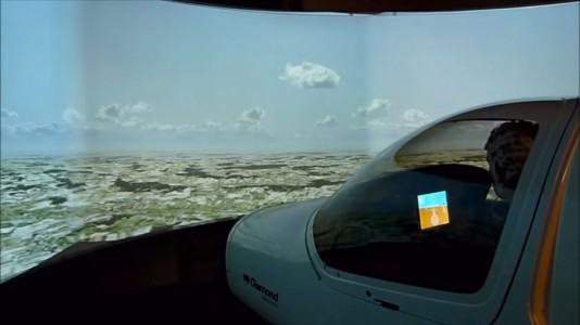 German Scientists Control The Flight Of An Aircraft Just By The Power Of Thinking-