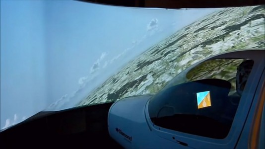 German Scientists Control The Flight Of An Aircraft Just By The Power Of Thinking-3