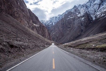 Karakoram Highway-Top 10 Mind Blowing Achievements Of Pakistanis In Science And Technology-