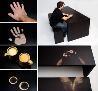 New Thermochromic Furniture And Pots Change Color With Touch Of Your Skin-2