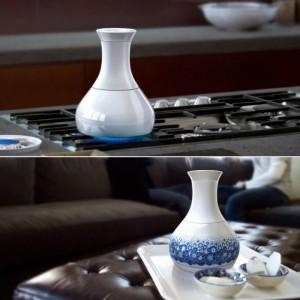 New Thermochromic Furniture And Pots Change Color With Touch Of Your Skin-4