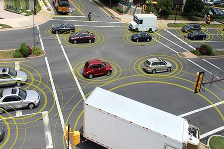 Scientists Are Building An Entire City To Test New Driverless Cars In Real Conditions-2