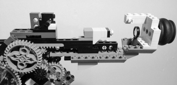 World's First Functional Microscope Made Using LEGO Bricks-