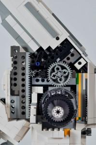 World's First Functional Microscope Made Using LEGO Bricks-1