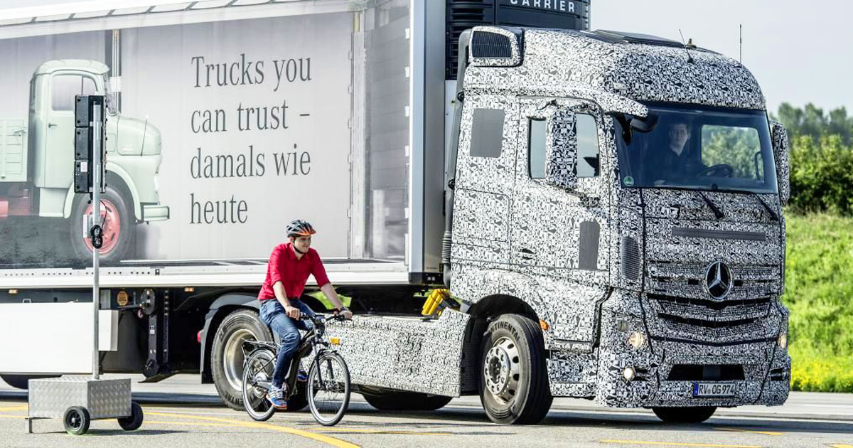 A Novel Blind Spot Motion Detection System Warns Truck Driver Of Accident-2