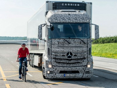 A Novel Blind Spot Motion Detection System Warns Truck Driver Of Accident-4