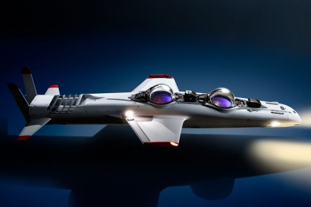 A Trendy Submarine Designed By A Former Enemy Of James Bond-1