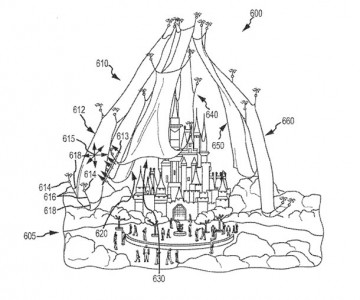 New Attractions In Disney Theme Parks Using Drones-1