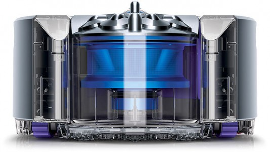 Eye 360: Dyson First High-End Autonomous Robot Vacuum Cleaner-2