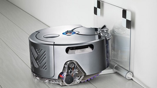 Eye 360: Dyson First High-End Autonomous Robot Vacuum Cleaner-3