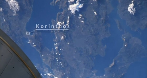 Cities Of The World From Eyes OF The ISS Astronauts-