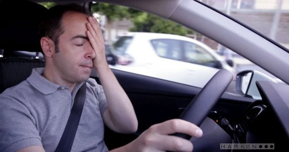Intelleligent Seat Belt Avoids Accidents By Waking Up A Dozing Driver-1