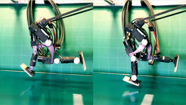 Japanese Scientists Make A Semi-humanoid Robot That Runs Like A Man-1