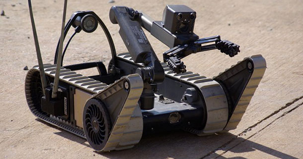Canadian Military To Buy 20 Reconnaissance PackBots 510 From iRobots-1