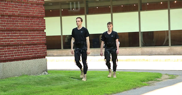 Soft Exosuit: DARPA To Develop A Light Weight Fabric Exoskeleton-1