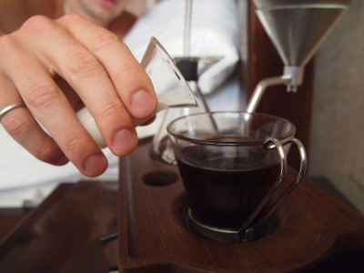 The Braisieur: A Unique Clock That Makes Coffee To Wake You Up-1