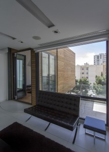 Sharifi-Ha House, Tehran, Iran, The Rooms Of This Amazing House Can Be Rotated By 90 Degrees-