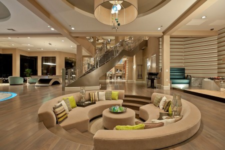 18 Most Beautiful Lounge Designs To Share Good Moments With Family And Friends-