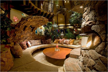 18 Most Beautiful Lounge Designs To Share Good Moments With Family And Friends-17