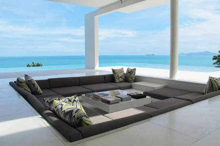 18 Most Beautiful Lounge Designs To Share Good Moments With Family And Friends-2
