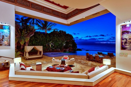 18 Most Beautiful Lounge Designs To Share Good Moments With Family And Friends-7