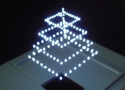 Aerial 3D: Revolutionary 3D Projection System For Advertisements In The Air-