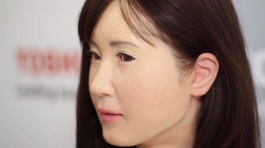 Aiko: Japanese Robot That Can Communicate With Deaf Using Sign Language-