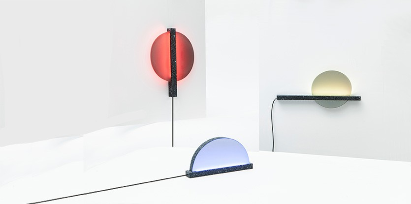 An Amazing Lamp That Changes Its Light With Weather Outside-