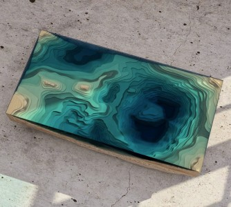 Top 18 Artistic Table Designs That Will Make You Admire Their Beauty-4