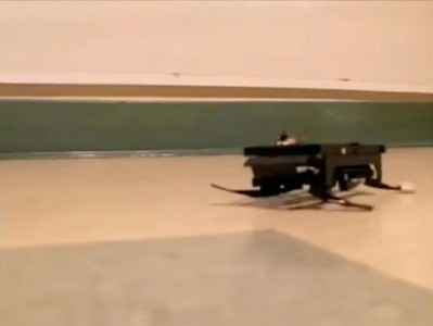 DASH: Cockroach Inspired Robot Can Survive A Fall Of 28 Meters-