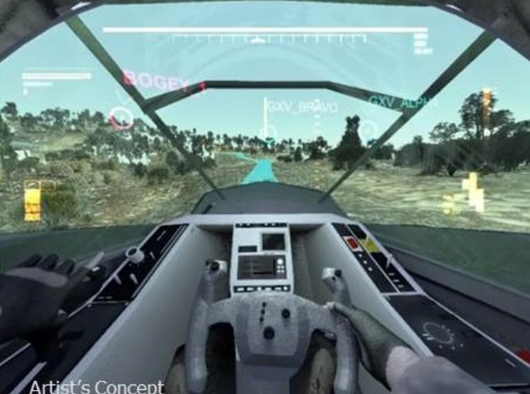 Darpa's Future Tanks Will Use Stealth And Augumented Reality HUD Displays-