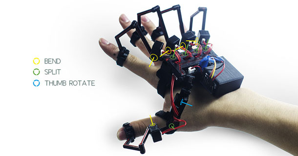 A Dirt-Cheap Exoskeleton For Augumented Reality And Robotic Control-2